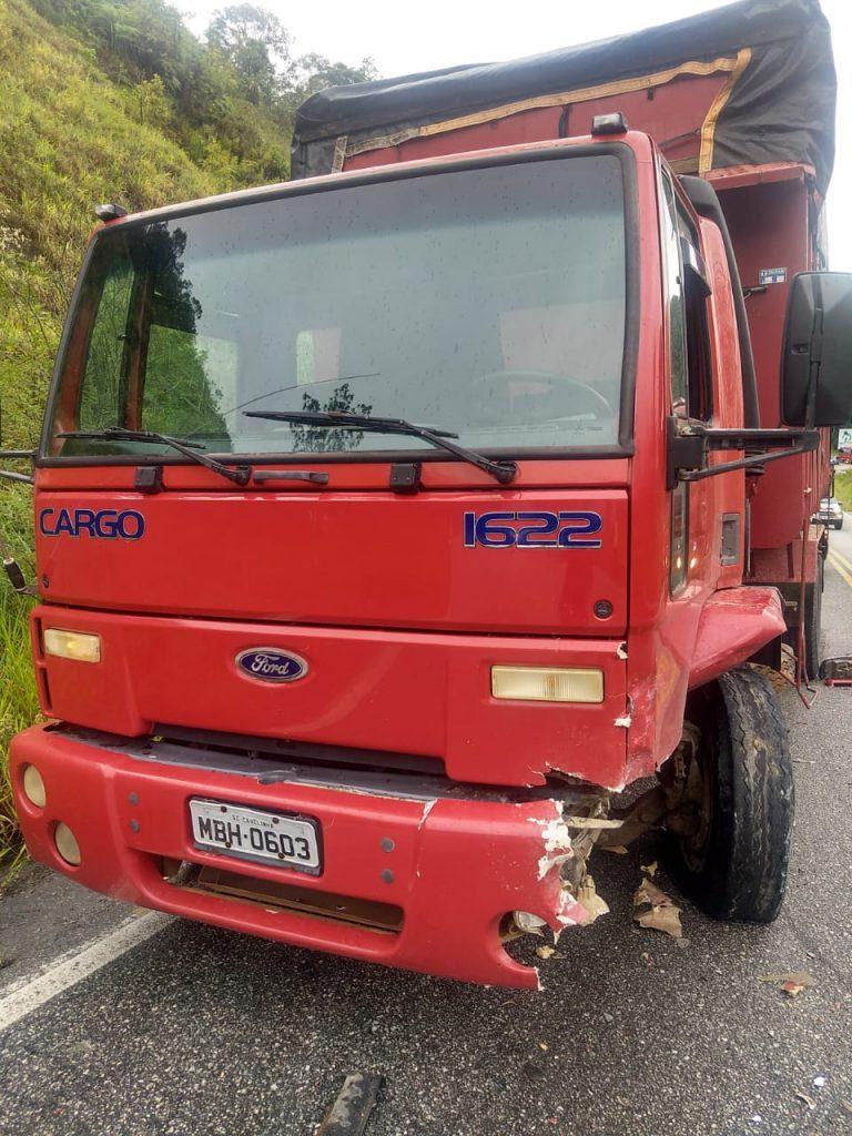 Caminhão Ford/Cargo