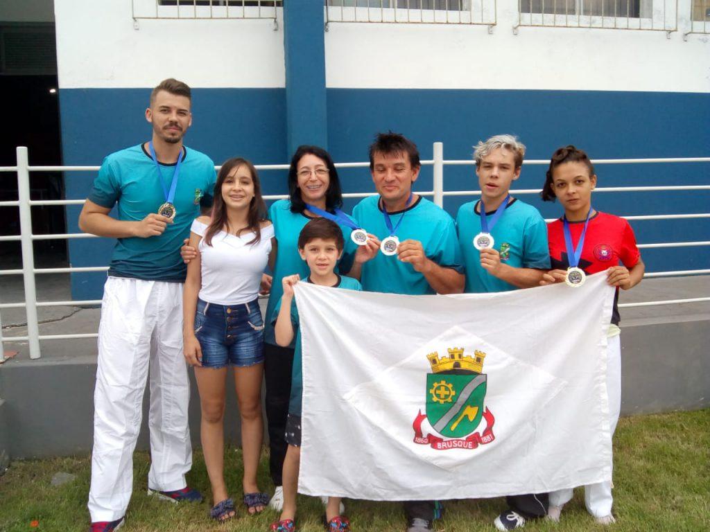 Equipe brusquense de taekwondo