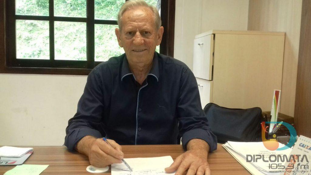 José Zancanaro ex-secretário de educação