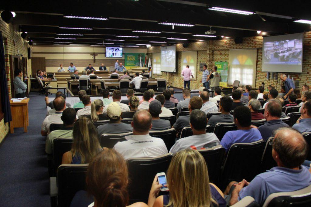 Audiência Pública Câmara