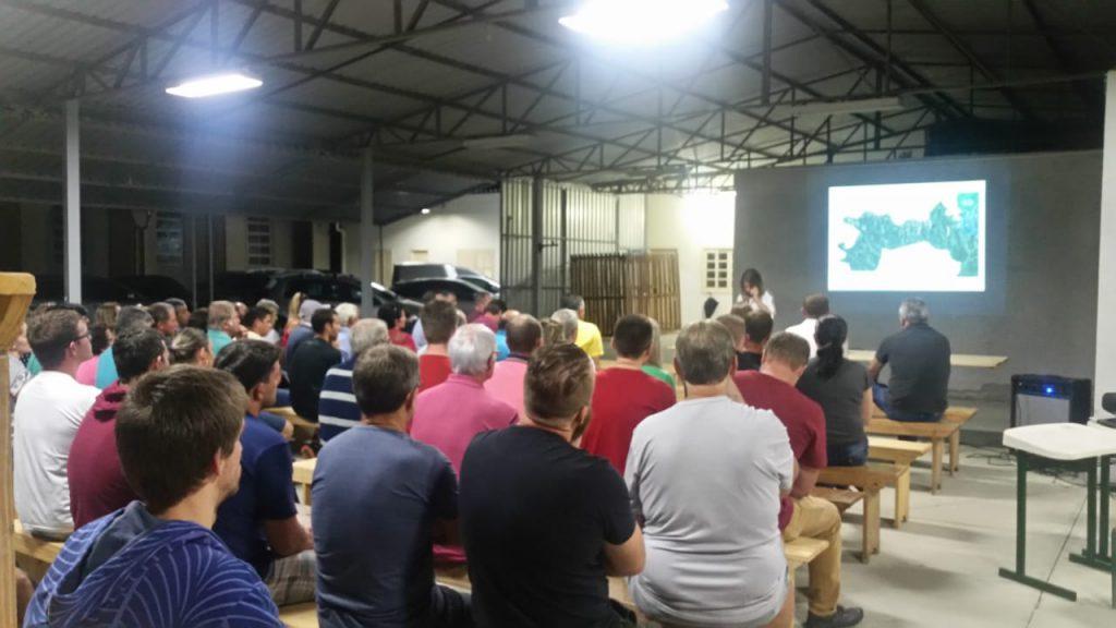 Realizada reunião pública para tratar da urbanização da Cristalina