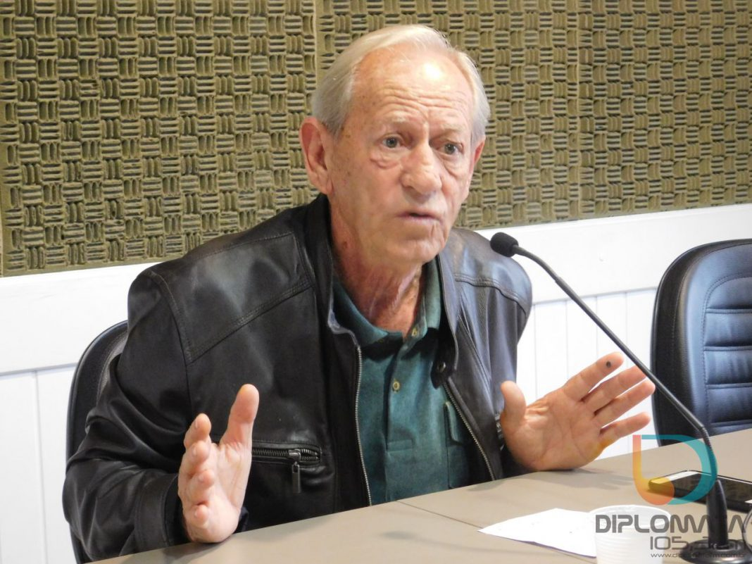 José Zancanaro Diplomata