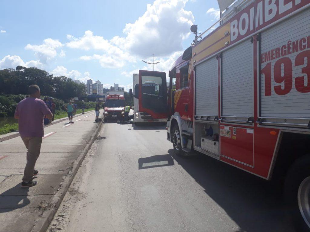 Acidente Beira Rio