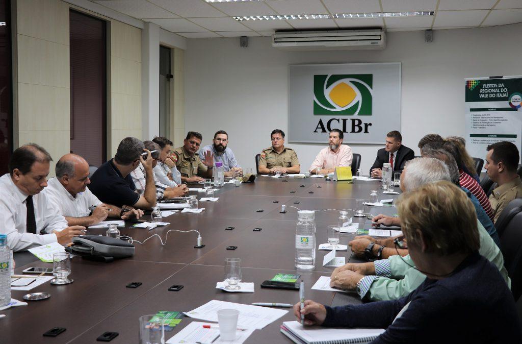 Reunião ACIBr