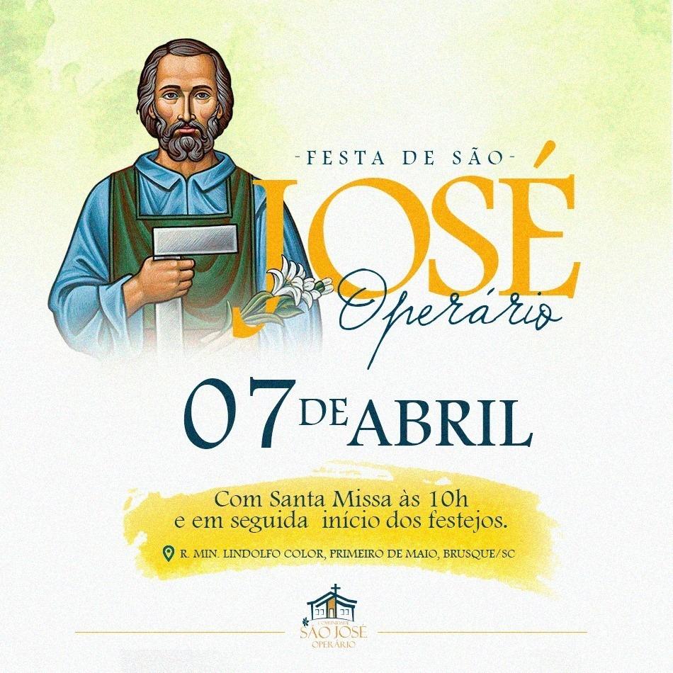 Padroeiro Sao Jose