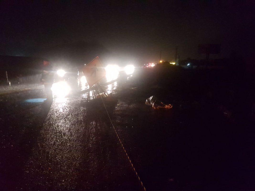 Motociclista morre em acidente na rodovia Antônio Heil em Itajaí