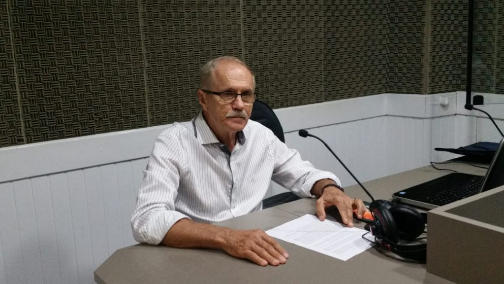 Marcos Eugênio Welter no Jornal da Diplomata