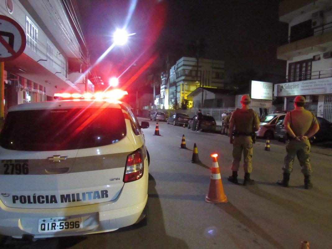 Polícia Militar realizou Operação Tiradentes nos municípios da região