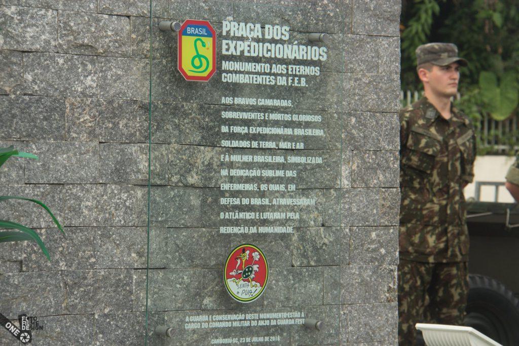 Força Expedicionaria Brasileira da regiao de Camboriu