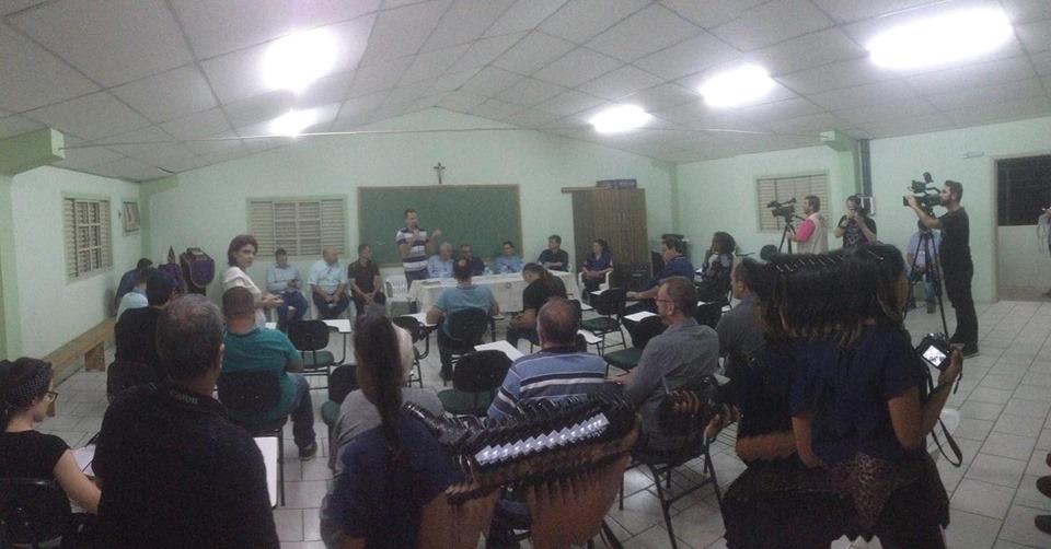 Reunião tratou sobre conclusão das obras da rodovia Antônio Heil