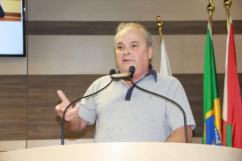 Vereador Ivan Martins