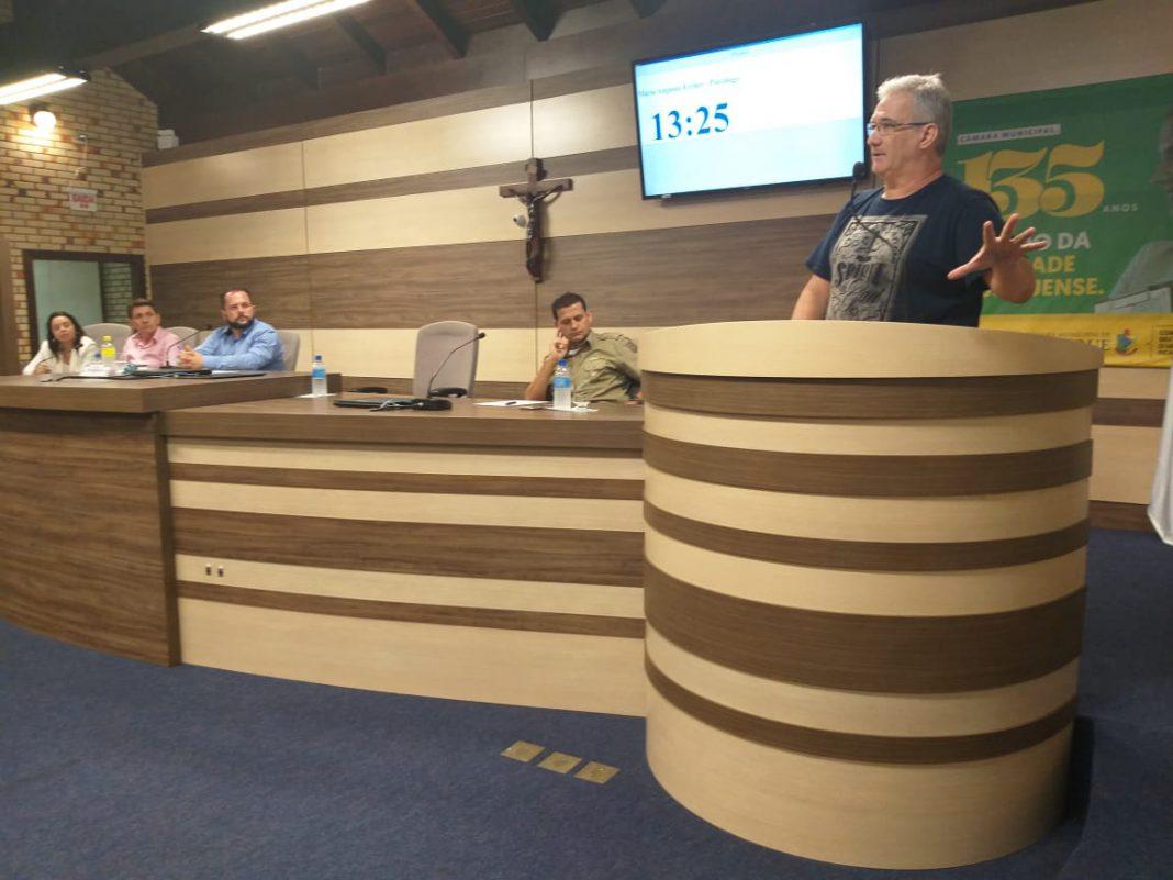Câmara de Vereadores de Brusque realizou audiência pública