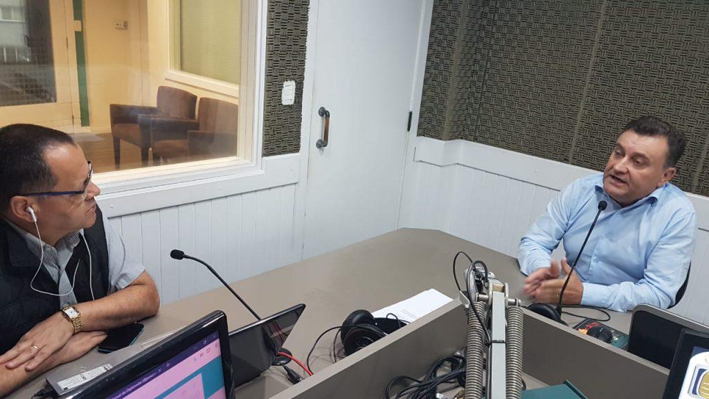 Presidente da AMPE faz balanço da 49ª Pronegócio, no Jornal da Diplomata