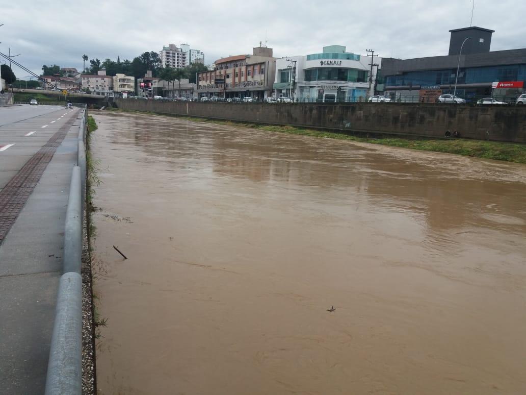 Rio Itajaí Mirim