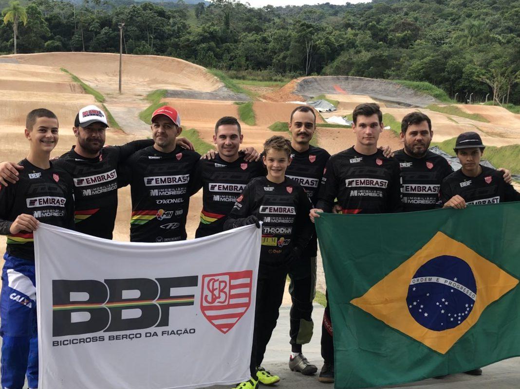 Pilotos da BBF encaram Panamericano de Bicicross