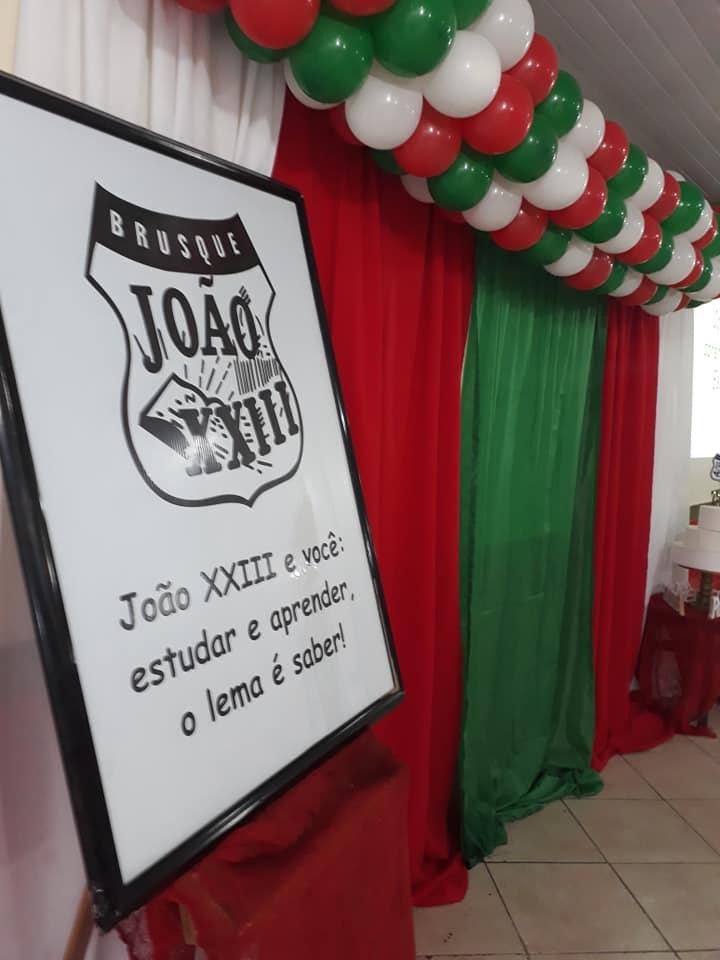 Escola João XXIII comemora 75 anos sendo referência em práticas pedagógicas