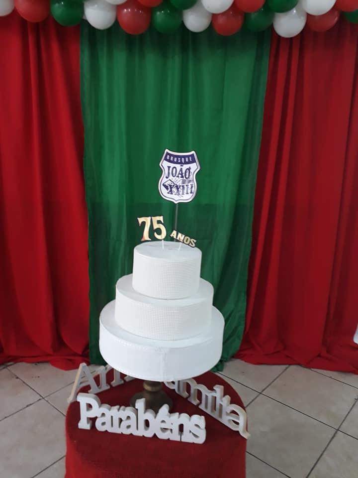 A Escola de Educação Básica João XXIII está em festa pela comemoração dos 75 anos da instituição (Foto: Divulgação)