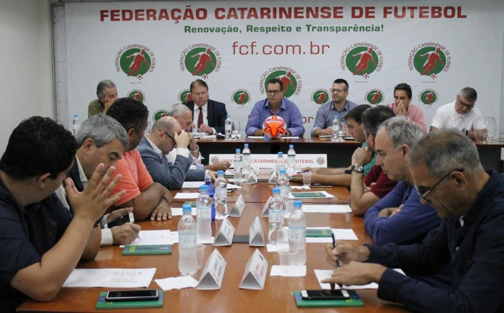 Copa Santa Catarina 2019 terá dez clubes e mata-matas