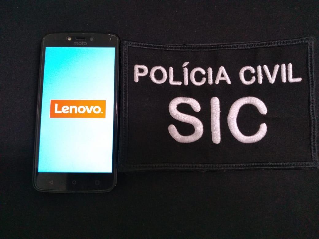 Polícia Civil recupera celular furtado no mês de janeiro