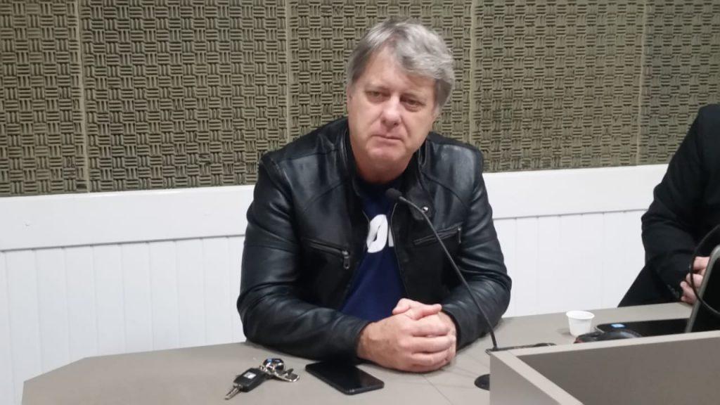 Evandro Gevaerd continua na função de Diretor-executivo do Observatório Social