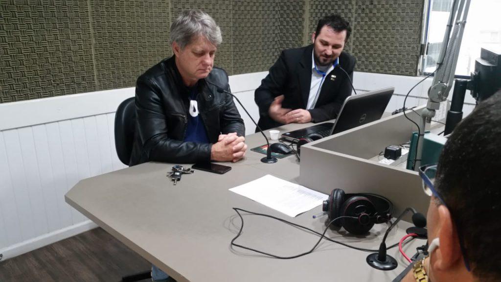 Novo presidente e diretor-executivo do OSB falam no Jornal da Diplomata