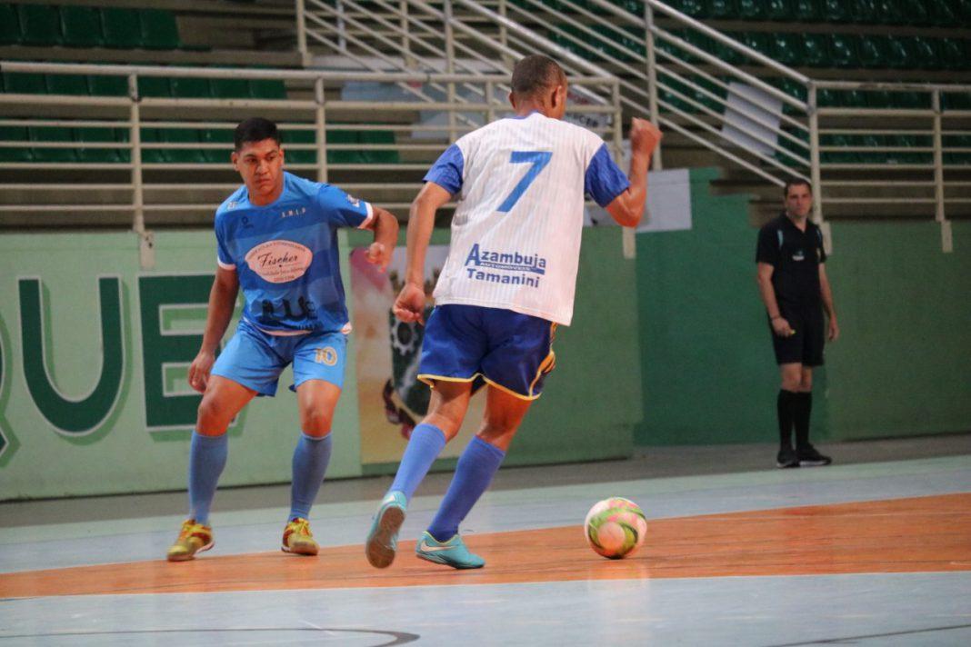 Futsal dá início a 28ª edição dos Jogos Abertos Comunitários de Brusque