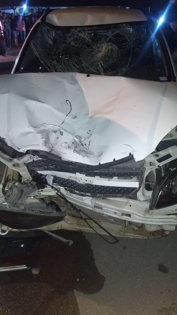 Homem morre após acidente na Maximiliano Furbringer, bairro Souza Cruz