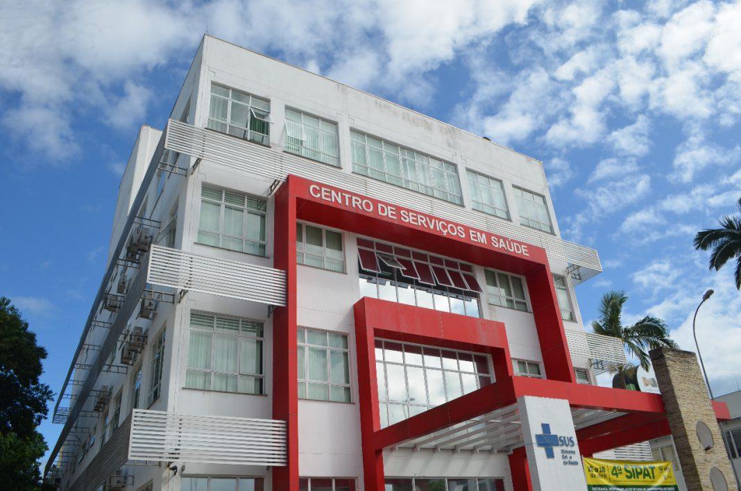 Centro de Serviços em Saúde