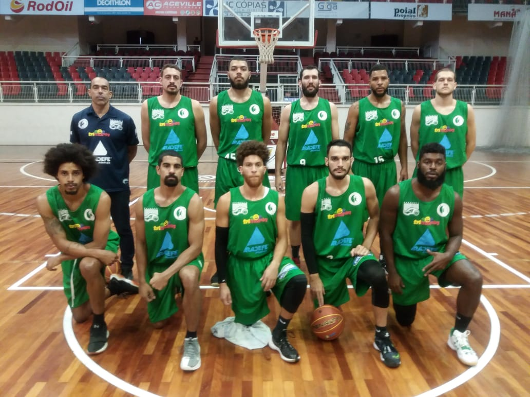Brusque Basquete garante vaga no quadrangular final da Copa SC