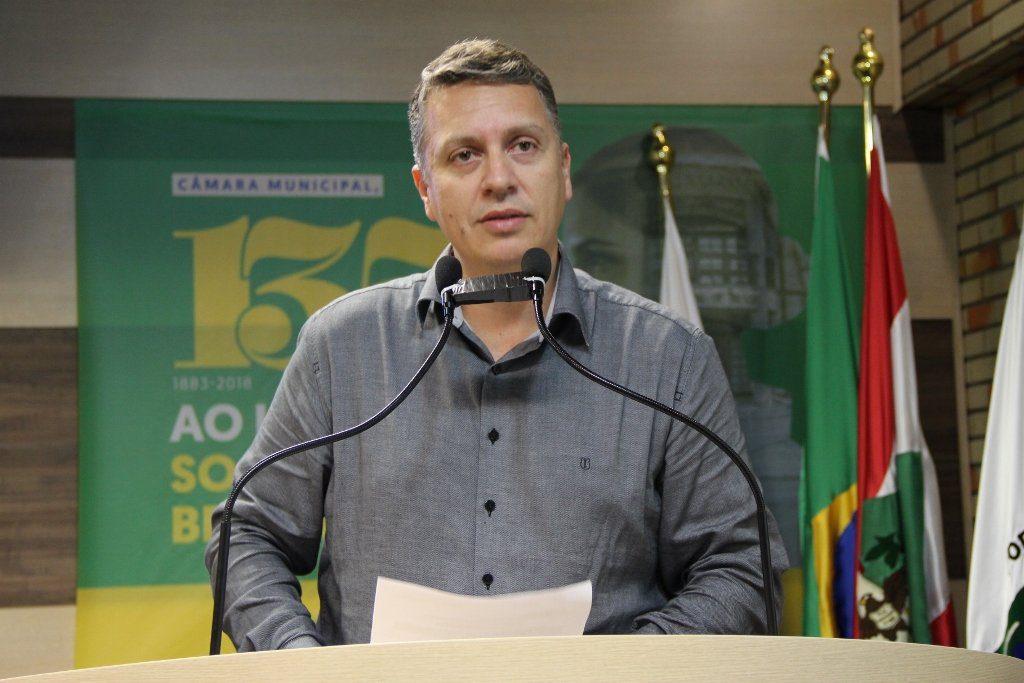Vereador Jean Pirola