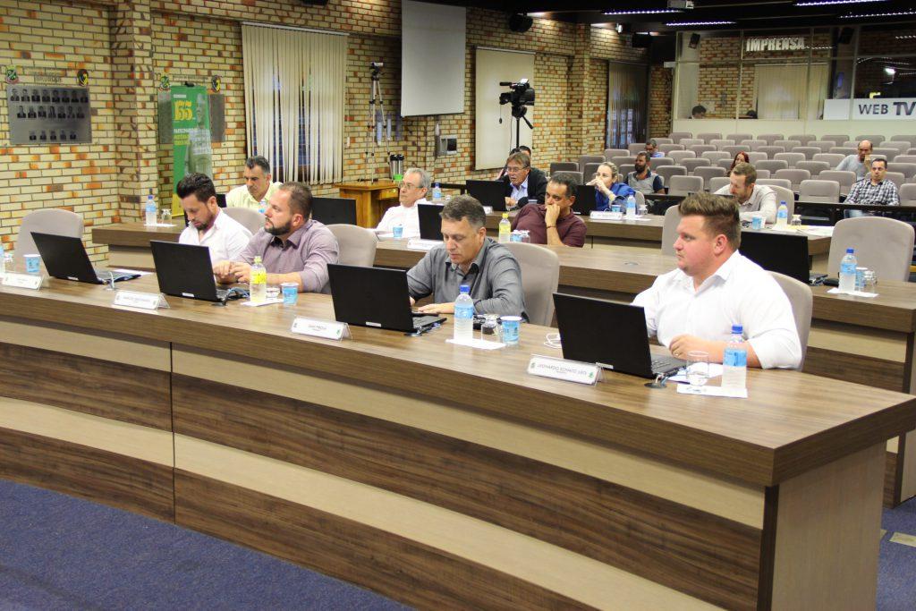 Câmara aprova projeto que institui a Ouvidoria do Município (Foto: Assessoria de Imprensa)