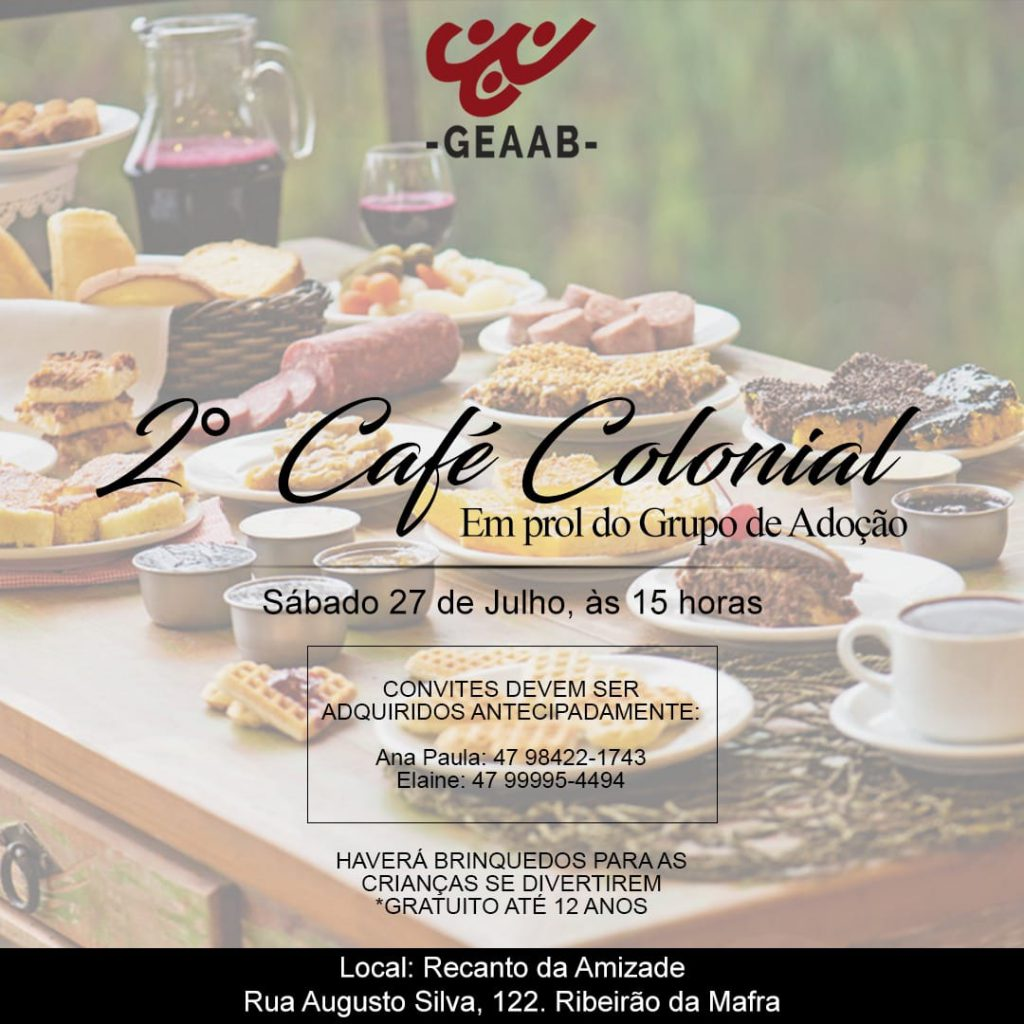 Cafe colonial Geaab