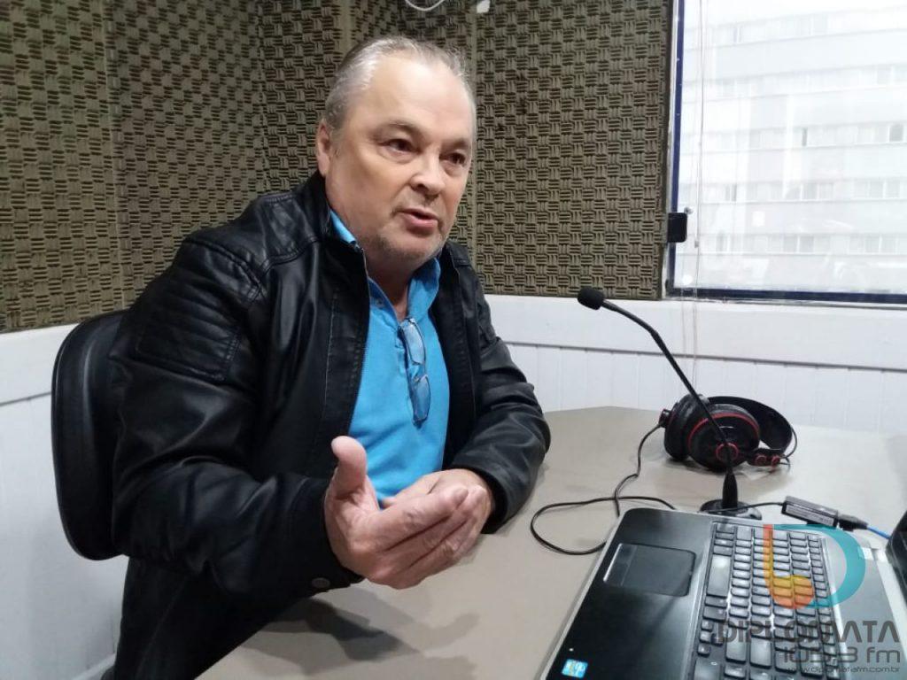 Vereador Ivan Roberto Martins