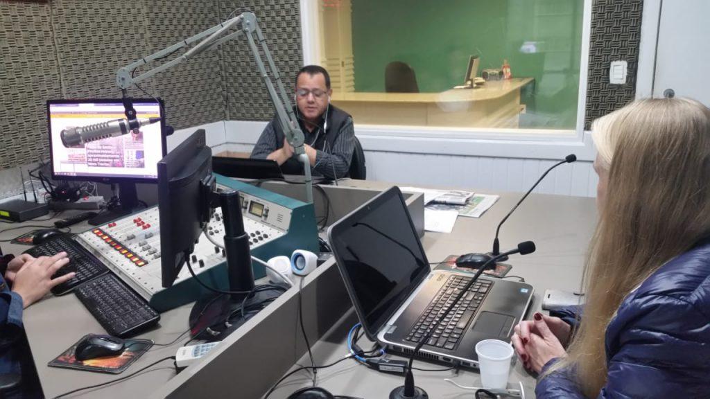 Diretora do DGI participou ao vivo no Jornal da Diplomata