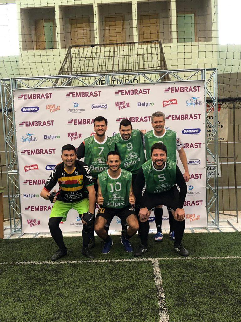 Liga Embrast reúne oito times e começa 32 gols marcados