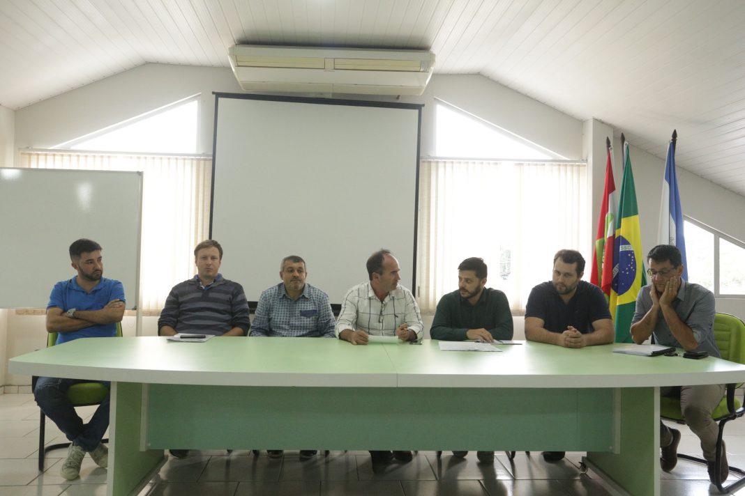 Prefeitura de Guabiruba assume financiamento de R$ 5 milhões para pavimentações