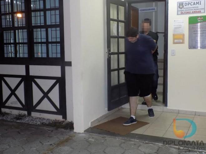 Acidente Everton Cunha
