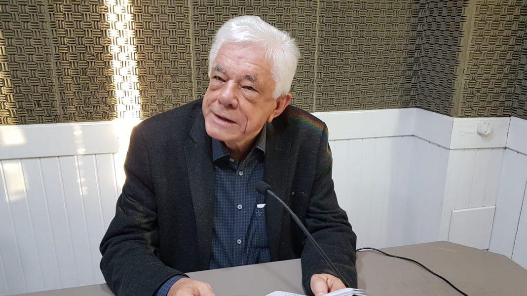 Prefeito de Brusque, Jonas Paegle, falou no Jornal da Diplomata