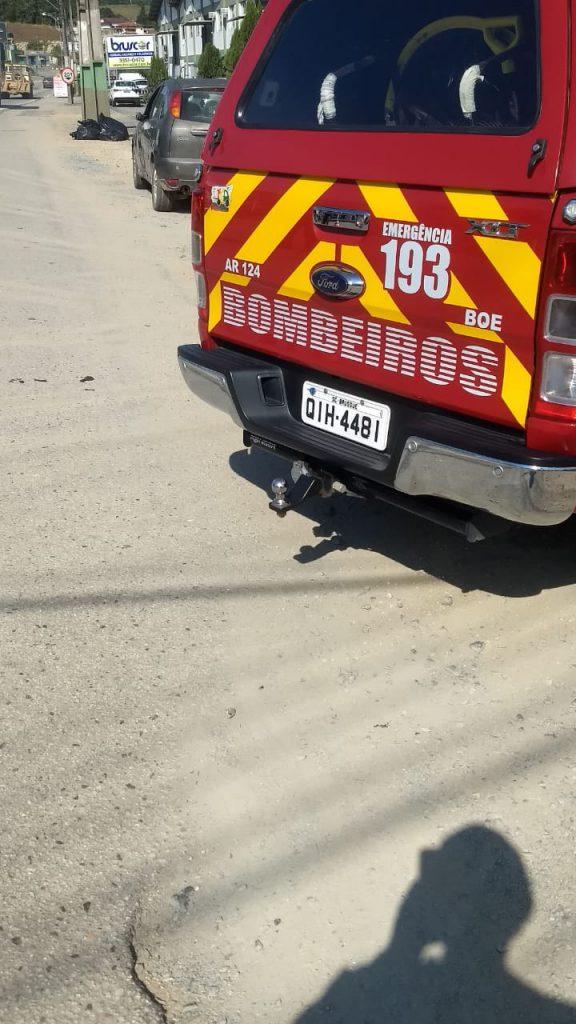 Acidentes movimentaram o Corpo de Bombeiros nesta sexta-feira (Foto: Divulgação)