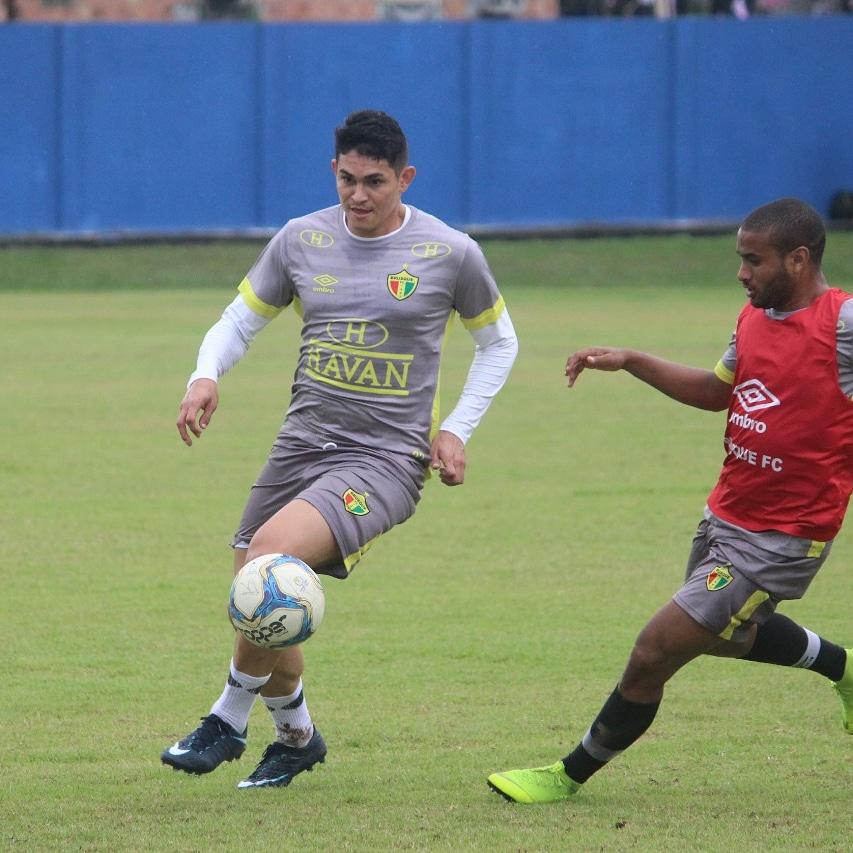 Júnior Pirambu e Edilson vão jogar a Série B do Brasileirão