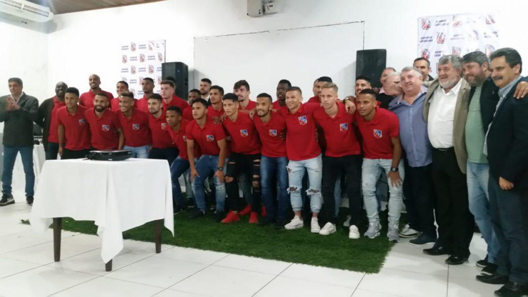 Carlos Renaux apresenta elenco para Série C 2019 e o projeto dos 200 anos