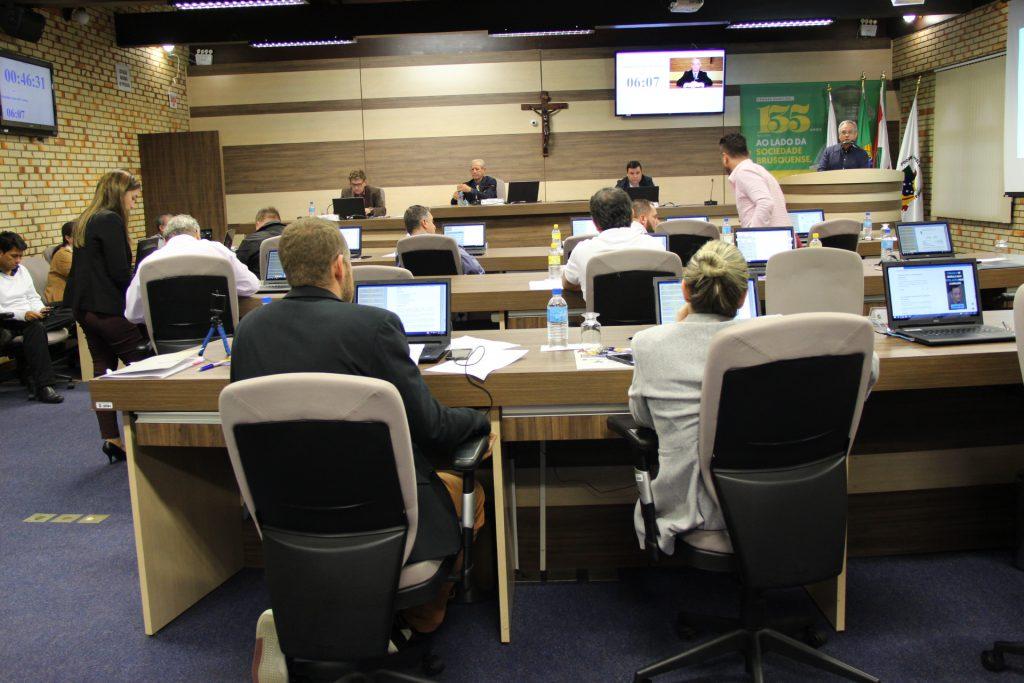 Sessão da Câmara realizada nesta terça-feira, 3, de Setembro (Foto: Assessoria/Câmara)