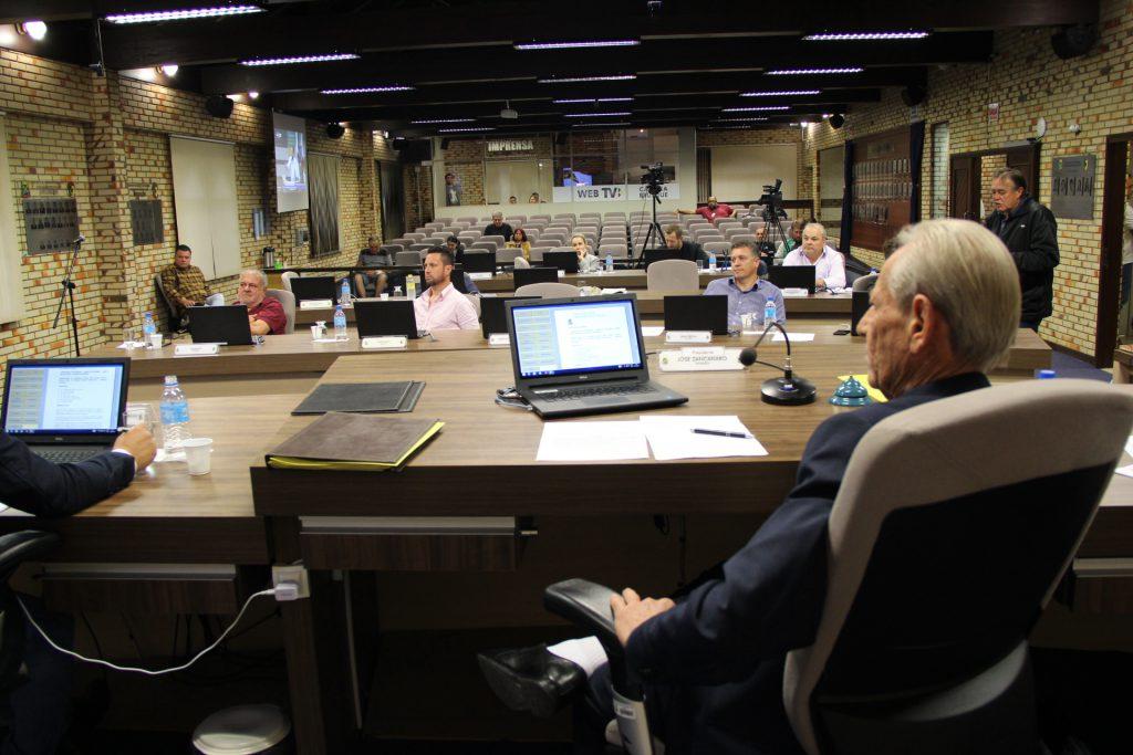 Sessão da Câmara desta terça-feira, 3, de setembro (Foto: Assessoria/ Cãmara)