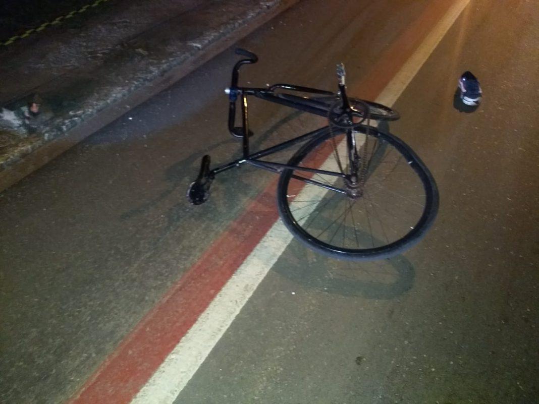 Jovem morre após ser atingido por motocicleta na Avenida Primeiro de Maio