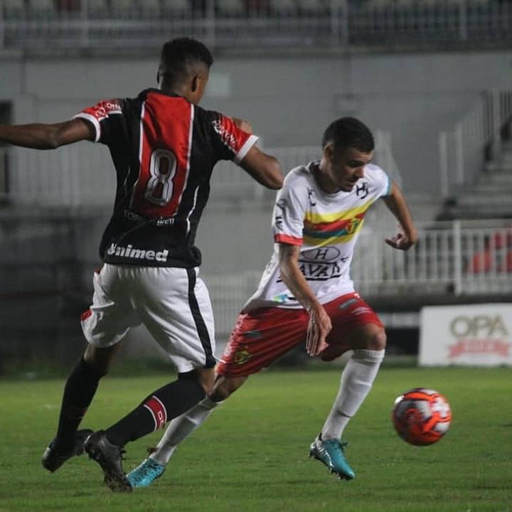 Brusque enfrentará o Almirante Barrosso no Augusto Bauer
