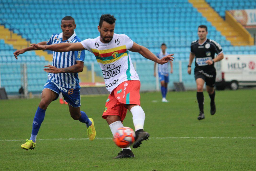 Copa SC: Brusque perde para o Avaí na Ressacada