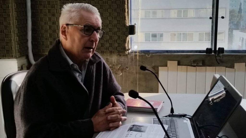 Danilo Moritz em entrevista ao Jornal da Diplomata