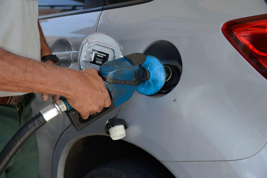 Gasolina Ilustração
