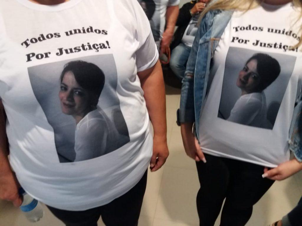 Vara Criminal realiza Júri Popular do caso Elisiane Amaral; marido é o acusado