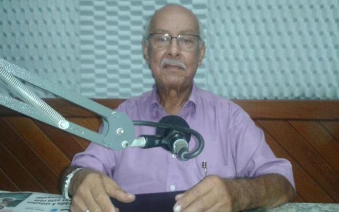 Morre o radialista Mario Pessoa, aos 76 anos